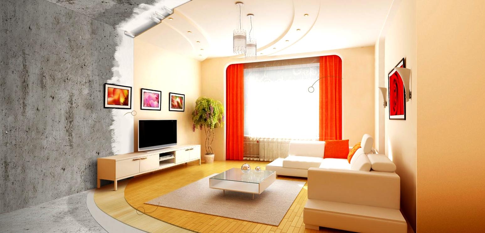 элитный дизайн и ремонт квартиры